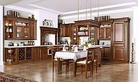 "Кухня ""Бергонцо"" из массива, фото 1"