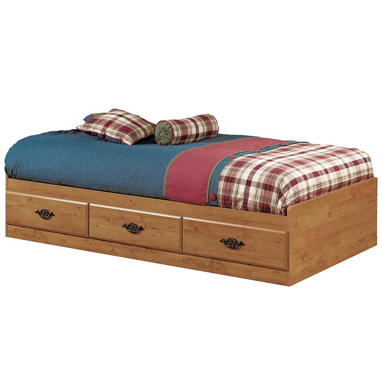 """Односпальная кровать из дерева """"Фред"""""""