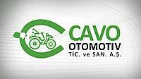 Трос газа Fiat Doblo 1.2i/1.6 01- (660/505mm), код 1103 005, CAVO