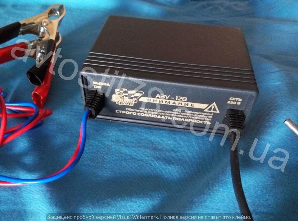 Зарядное устройство Днепр-Мото  0,75А 12В (импульсное)