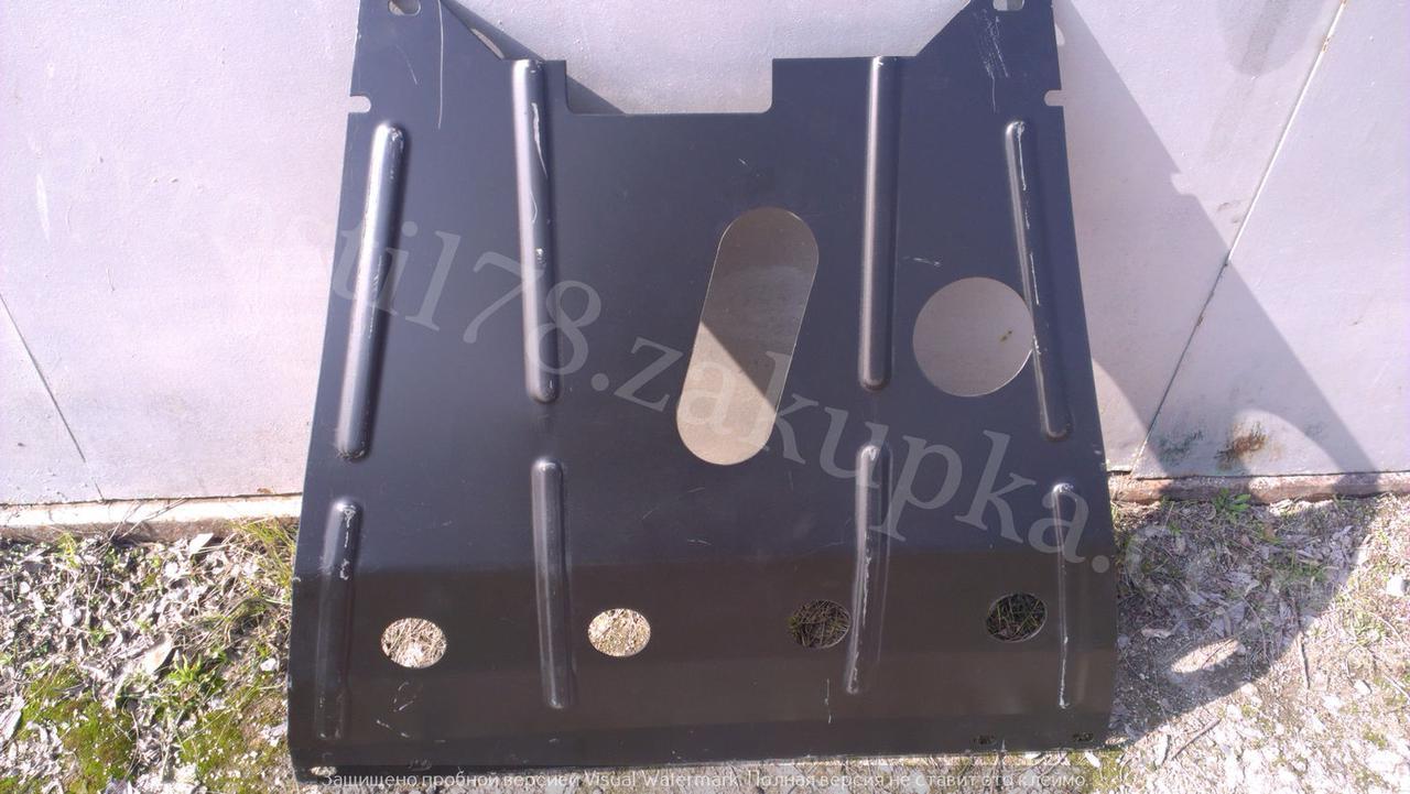 Защита двигателя (картера). ЗАЗ-VIDA