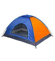Палатка туристическая двухместная HYZP-02
