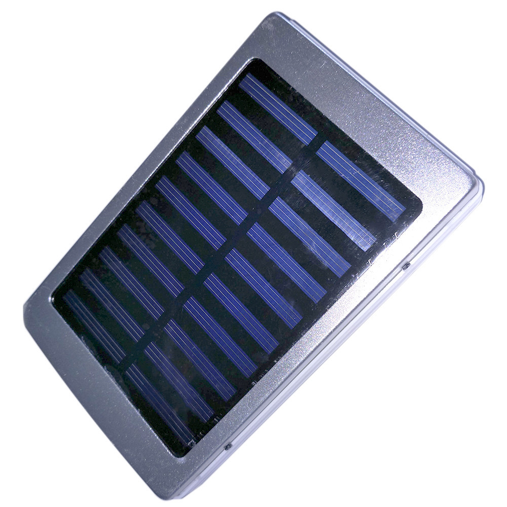 Power Bank на солнечной батарее Led светильник 30000