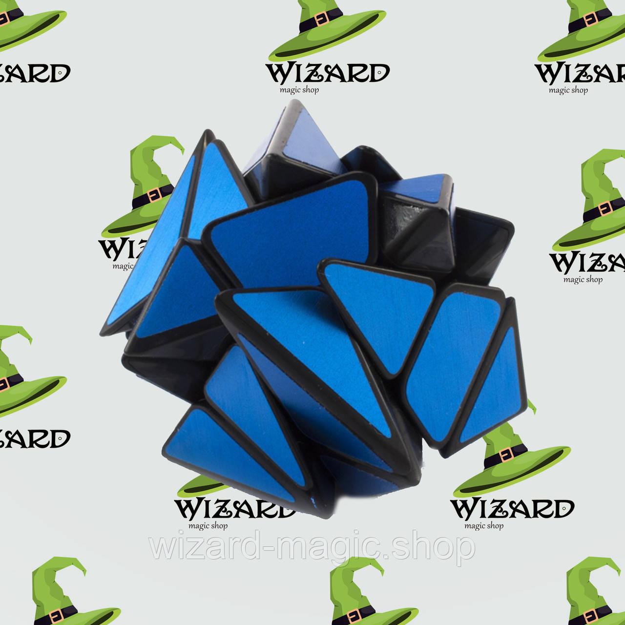 Кубик рубика Axis cube синий
