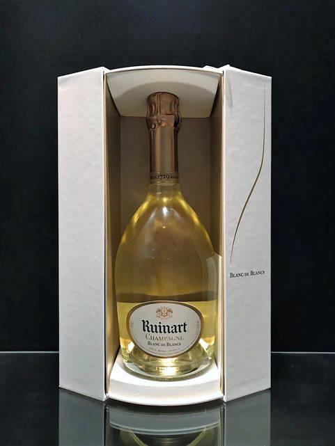 Премиальное Шампанское Ruinart Blanc de Blancs 0.75л