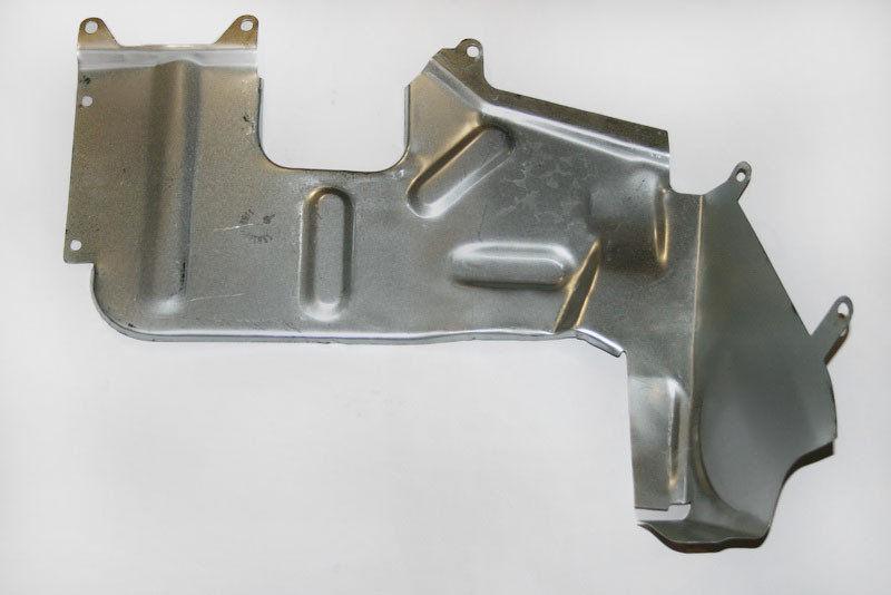 Защита двигателя грязевая 2108 АвтоВаЗ комплект 2 шт