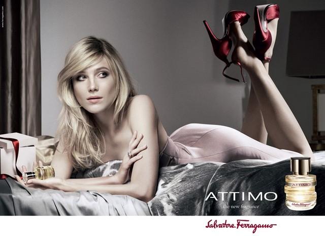 Приятный, изысканный аромат от Salvatore Ferragamo ATTIMO