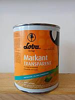 Олія для зовн. робіт LOBA Deck&Teak Oil 0.75л