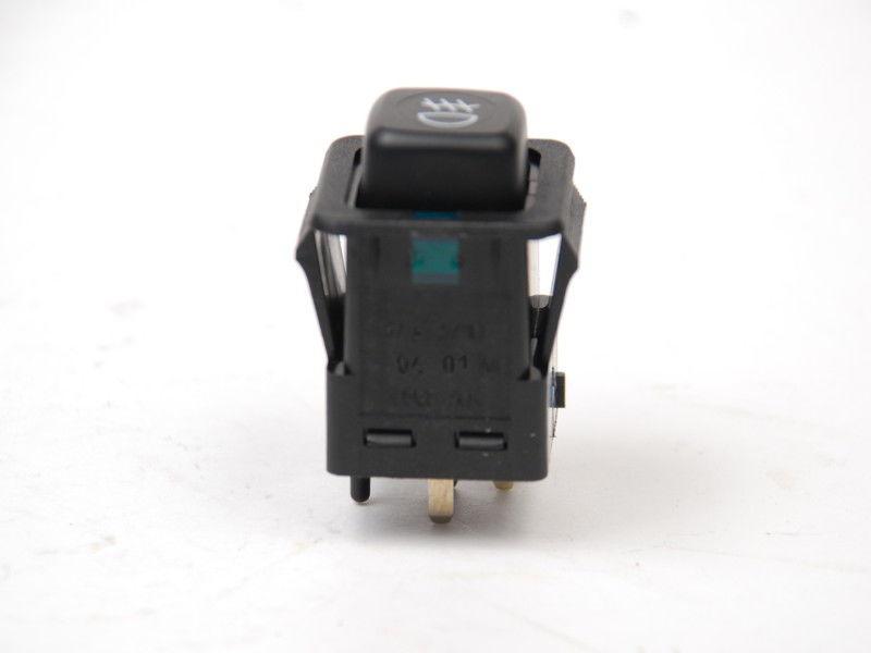 Кнопка противотум. 2108-09,2113-15,1102 (зелен. индикатор)