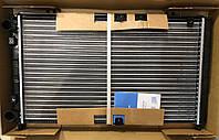 Радиатор Калина 1117,1118, 1119 серия Sport с кондиционером, охлаждения, алюминий Лузар, фото 1