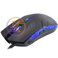 Мышь Gemix W-110 Black, Optical, USB, 2400 dpi, игровая