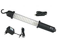 Фонарь GT-AL60 аккумуляторный переносной крюк 60 LED