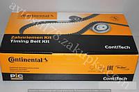 Комплект ремня и ролика ГРМ Ланос,Авео,Лачетти 1.6 Contitech, фото 1