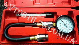 Компрессометр бензиновых двигателей King STD KS-0419