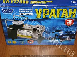 Компресор автомобільний Ураган (в прикурювач) КА-У12050