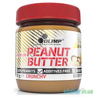 Натуральная арахисовая паста Olimp Premium Peanut Butter (350 г) арахисовое масло олимп Кранч