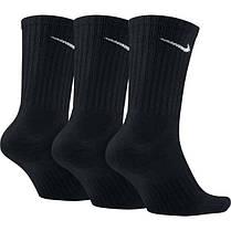 Носки Nike 3Ppk Value Cotton Crew SX4508-001 (3 шт) (Оригинал), фото 2