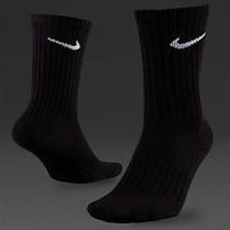 Носки Nike 3Ppk Value Cotton Crew SX4508-001 (3 шт) (Оригинал), фото 3