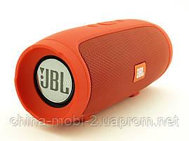 JBL Charge mini 3+ E3+ J007 6W копія, портативна колонка з Bluetooth FM MP3, червона, фото 3