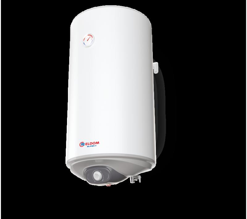 Накопительный водонагреватель Eldom Eureka 50 (50 л, 2 х 800 Вт)