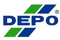 Клык бампера Ford Transit 86-92, код 6803, Depo