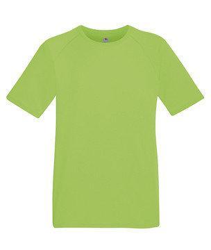 Мужская спортивная футболка 390-LM-k197 fruit of the loom