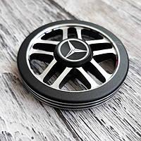 Спиннер колесо с логотипом Mercedes (металл)