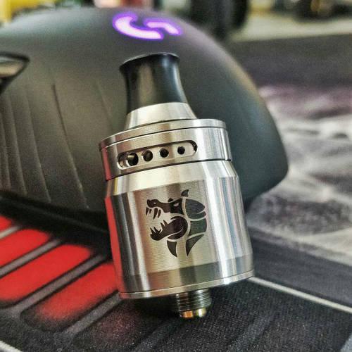 Ammit MTL RDA by GeekVape - стиль и сигаретная тяга. Потенциальный хит и лидер продаж:)