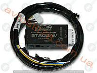 Переключатель газ-бензин ГБО инжекторный Stag W 7 контактов