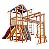 Дерев'яний ігровий комплекс Babyland-12 SportBaby