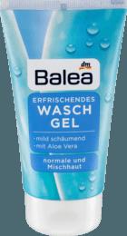Гель для умывания лица Balea Erfrischendes Waschgel mit Aloe Vera - Интернет-магазин <AKCENT SHOP> в Тернополе