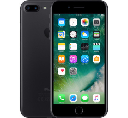 Apple iPhone 7 Plus 128 Gb Matt Black
