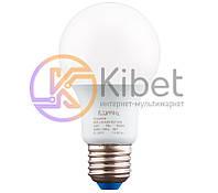 Лампа светодиодная E27, 8W, 4000K, A60, Ilumia, 800 lm, 220V (L-8-A60-E27-NW)