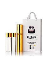 Мини-парфюм Versace Versus (Версаче Версус), 3*15 мл