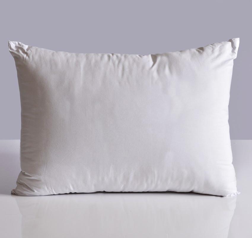"""Подушки для гостиниц 50х70 """"Евро"""" (силиконовые, пл. 300 г/м2)"""