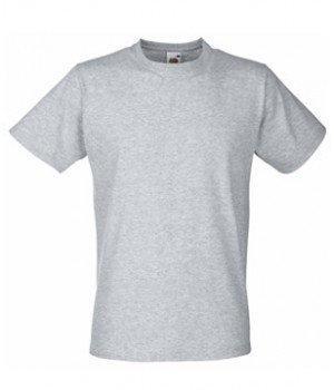 Мужская футболка приталенная 200-94-k205 fruit of the loom