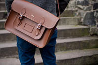 Преимущества кожаных мужских портфелей