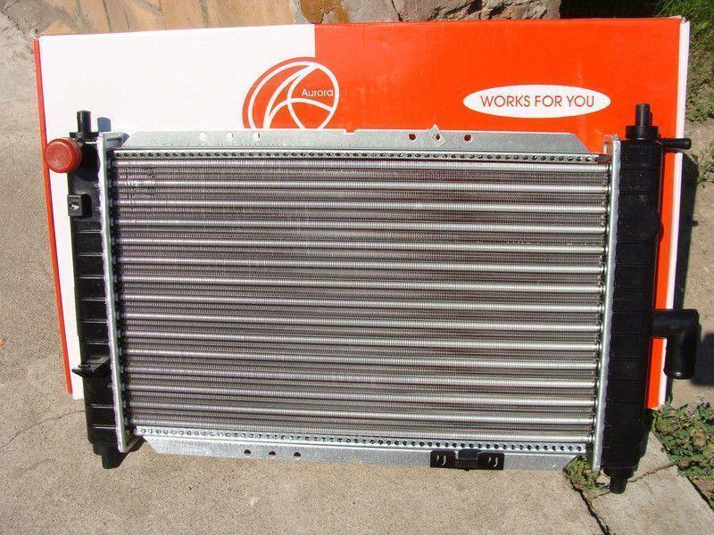 Радиатор охлаждения МАТИЗ (алюмин.) AURORA