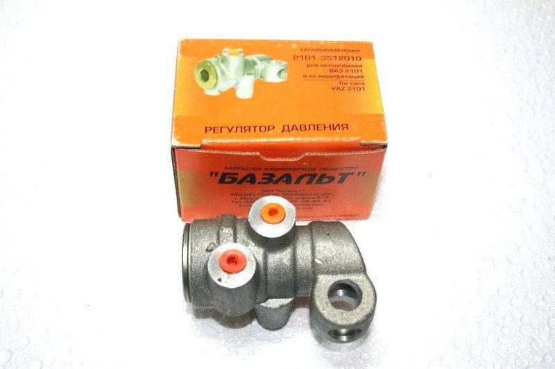 Распределитель тормозов 2101-2107 Базальт