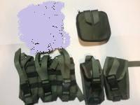 Подсумки для бронежилетов Корсар М3, М3м, М3с Темп 3000 (комплект)
