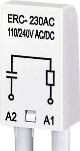 Додатковий модуль захисту/індикації ERC-230ACDCL (Uc= 110...230V AC/DC)