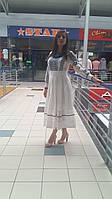 Вышитое платье 3205, вышивка, купить  платье, нарядное платье, свадебное платье