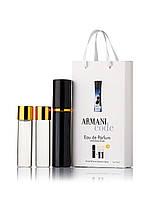 Мини-парфюм Giorgio Armani Armani Code Women (Армани Код Вумен), 3*15 мл