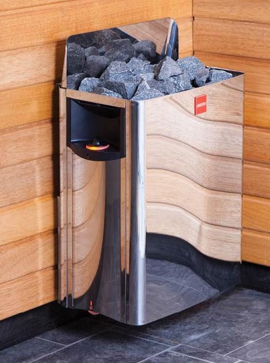 Электрическая печь для сауны Harvia The Wall SW80