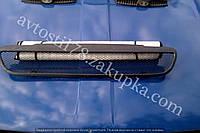 Решетка радиатора Ланос, Сенс СЕТКА (не окрашенная), фото 1