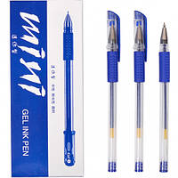 Ручка гелевая 168 синяя