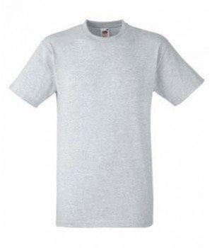 Мужская футболка плотная 212-94-k214 fruit of the loom