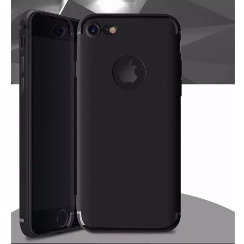 Чехол Toto для Apple iPhone 8 Capa Case Tpu Silicone Black