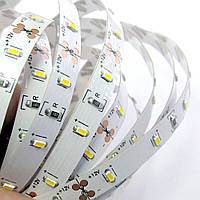 Светодиодная лента LED 3014 60 12V IP33 холодная, фото 1