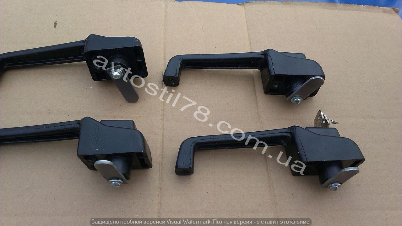 Ручка двери УАЗ-3151 ЛЮКС (комплект)